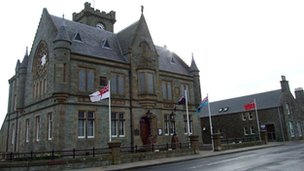 Shetland Islands Council