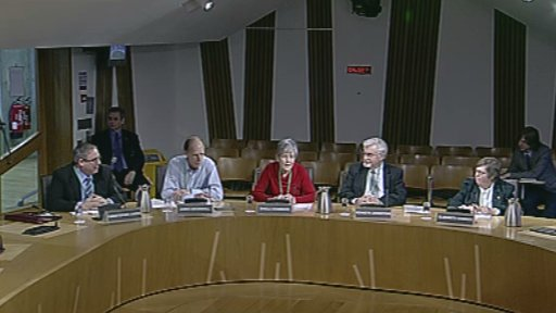 The panel gave evidence to the committee on where Gypsy/Travellers live