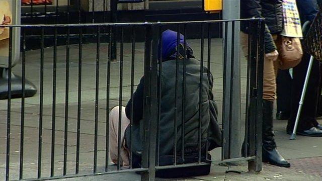 Aberdeen beggar