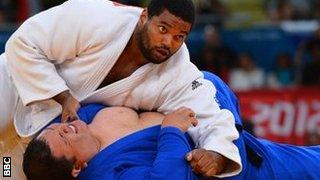 Guam's Blas Jr beaten