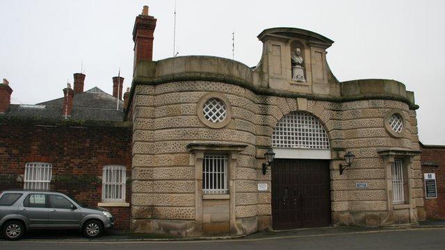 HMP Shrewsbury