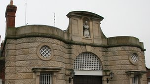 Shrewsbury Prison