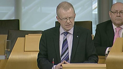 SNP MSP John Mason