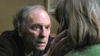 Jean-Louis Trintignant and Emmanuelle Riva in Amour