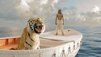A scene from The Life of Pi
