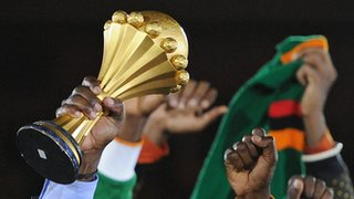 Africa Cup of Nations trophy