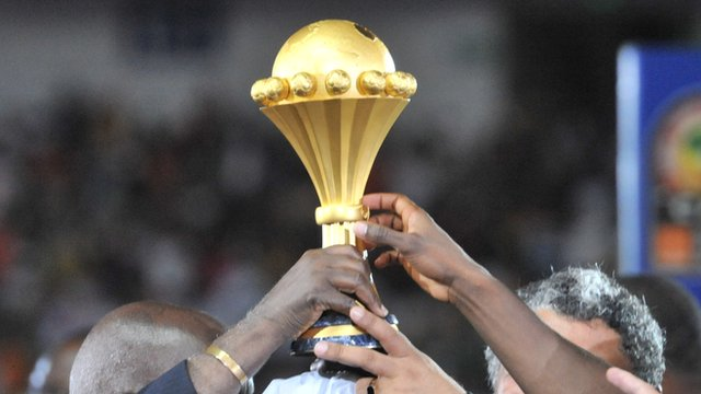 The Africa Cup of Nations cup