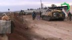 Rebels 'overrun Syria airbase'