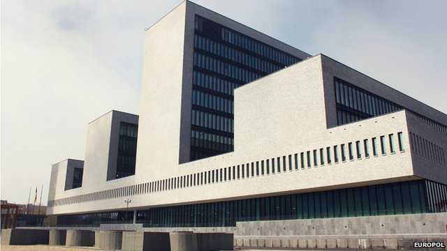 Europol headquarters