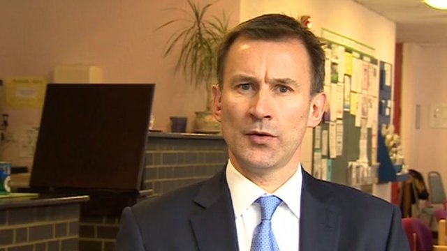 Jeremy Hunt