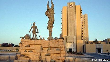 Al-Rasheed Hotel, Baghdad