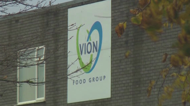 Vion plant on Anglesey