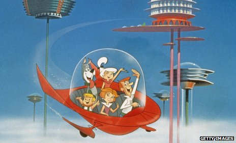 The Jetsons in space