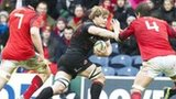 Edinburgh posed little attacking threat at home to Munster