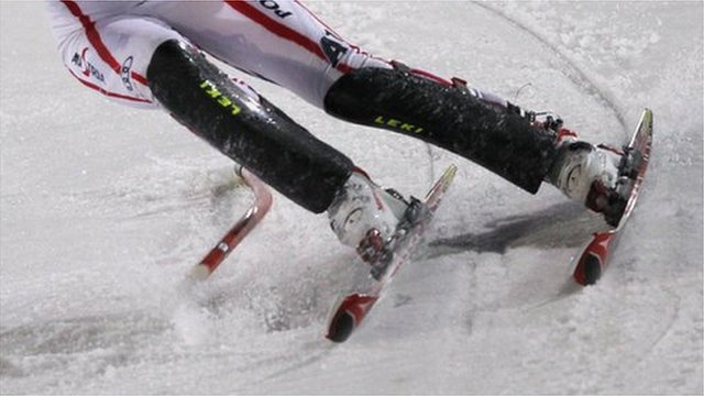 Highlights - Ladies' Super G