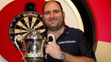Scott Waites with trophy