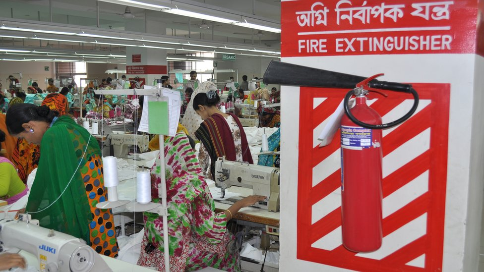 fire precaution in a garments factory Thirteen workers died in a fire at a suspected illegal garment factory on the outskirts of the indian capital early friday as they slept in the workshop the.