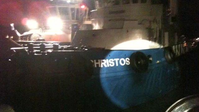Ship Christos XXII