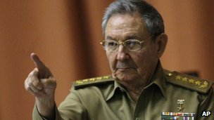 Raul Castro - file photo from December 2013