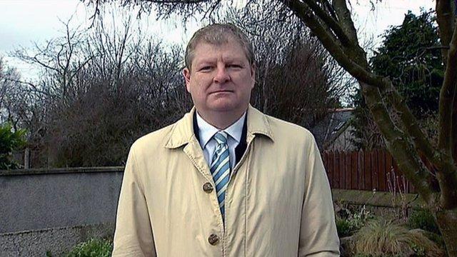 Angus Robertson MP