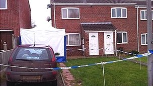 Woman's body found at a house in Melksham, Wiltshire