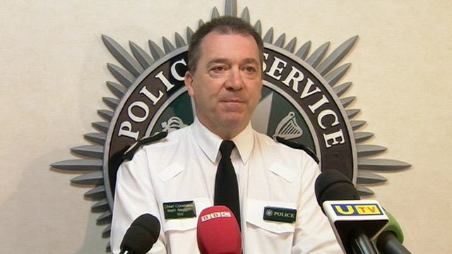 Chief Constable Matt Baggott