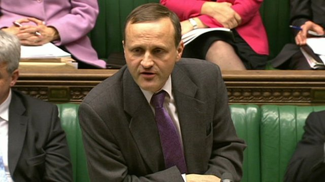 Pensions Minister Steve Webb