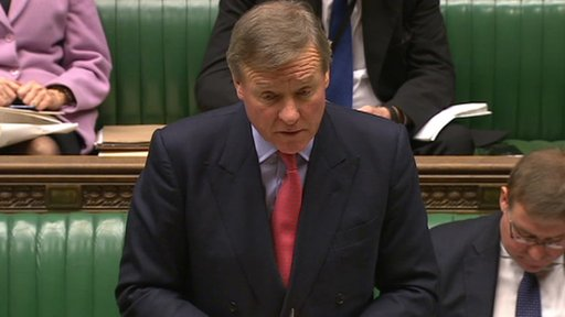 Defence Minister Andrew Robathan
