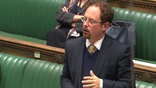 Lib Dem MP Julian Huppert