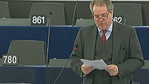 Charles Tannock MEP