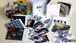 Beatles in Mono box set