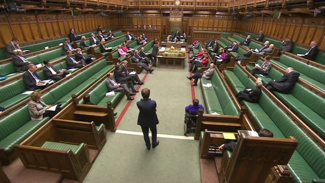 VIDEO: House of Commons...