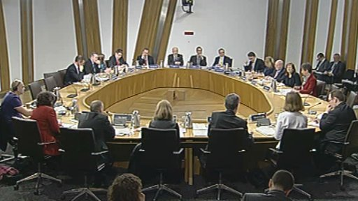 The Education and Culture Committee take evidence on the Post-16 Education Bill from Scottish government officials.