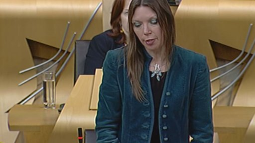 SNP MSP Aileen McLeod asked the Scottish government how value-based pricing would impact on the availability of orphan and ultra-orphan medicines such as Kalydeco