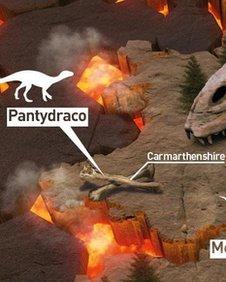 Pantydraco