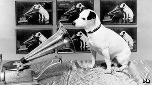 Nipper The Dog