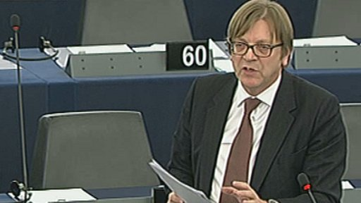 Guy Verhofstadt MEP