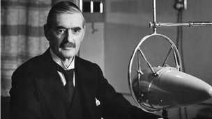 Neville Chamberlain - but what was his nickname?