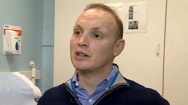 Professor Justin Stebbing, Imperial College Healthcare NHS Trust