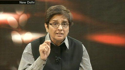 Kiran Bedi - Director General, Indian Police Service 2006 - 200