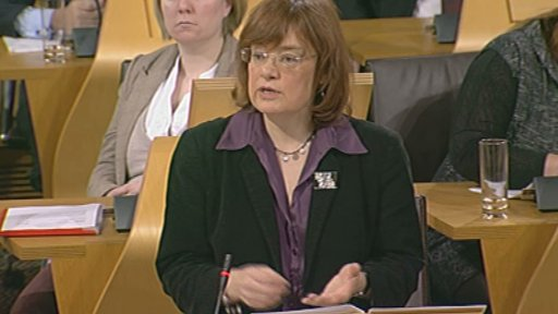 Labour MSP Sarah Boyack