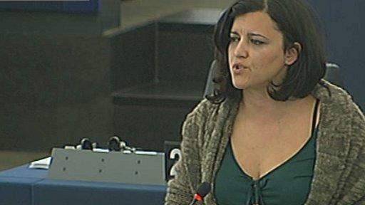 Marisa Matias MEP