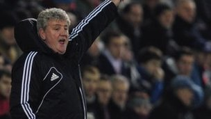 Hull manager Steve Bruce