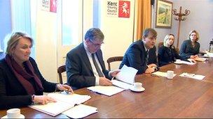 KCC press conference
