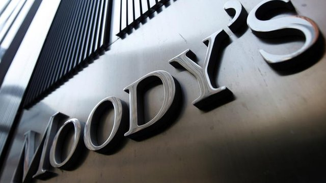 Moody's rating agency logo