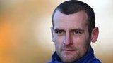 Coleraine manager Oran Kearney