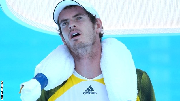 British number one Andy Murray