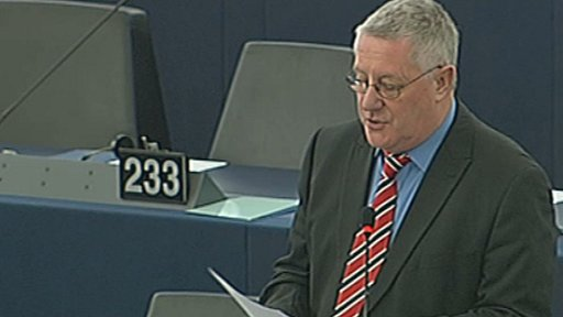Brian Simpson MEP