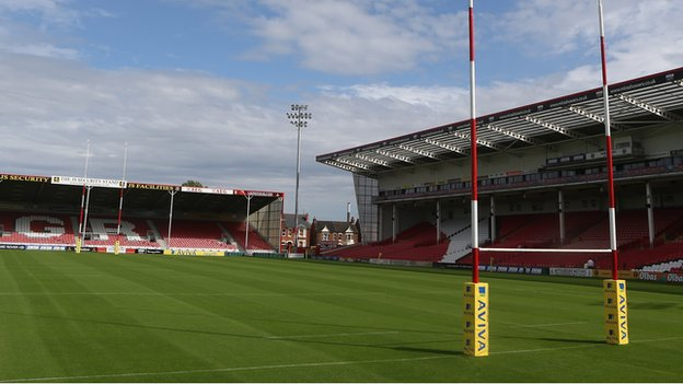 Kingsholm