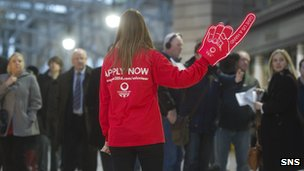 Glasgow 2014 searches for volunteers